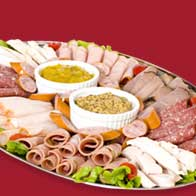 Assorted Meat Party Platter