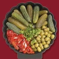 Platter Pickles