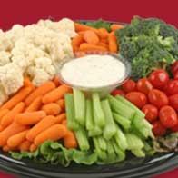 Vegetable Party Platter